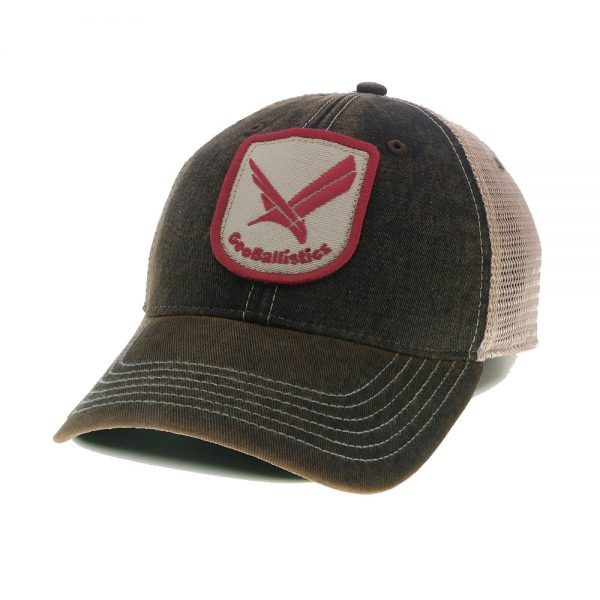 favorite logo trucker cap